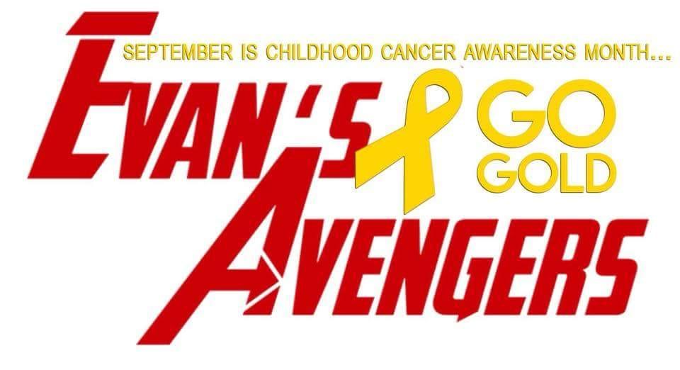 Going Gold for Children Cancer
